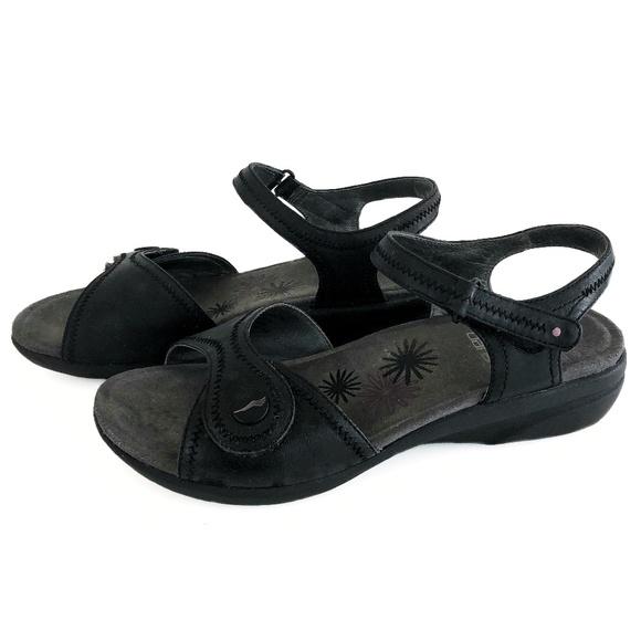 Dansko Shoes | Dansko Black Leather